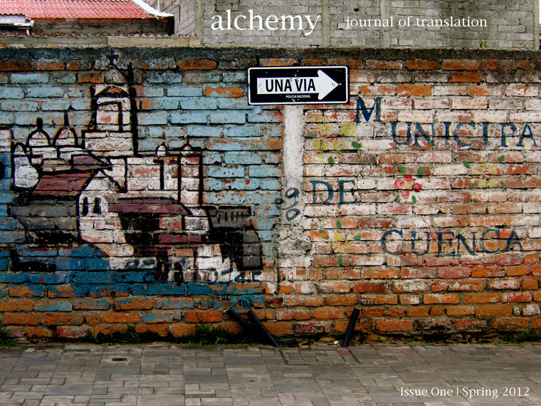 Alchemy, journal of translation